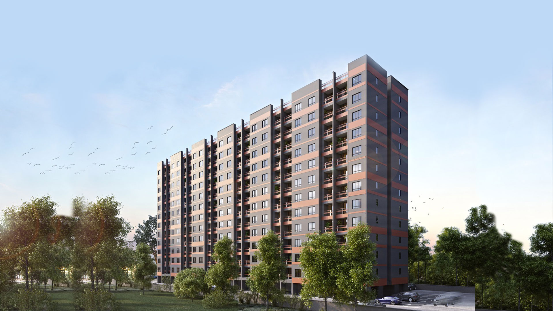 Opaline 1 BHK Apartment, OMR