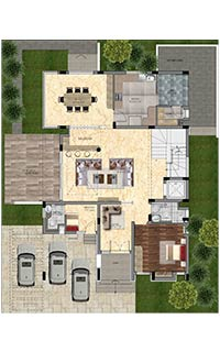 Luxury Villas in Navalur